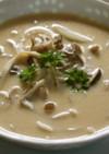 フライパン1つで簡単牡蠣と茸のチャウダー