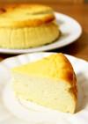 低カロリー☆豆腐入りチーズケーキ