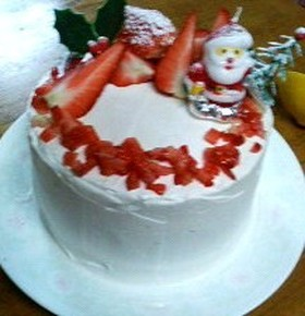 ケーキ用☆カスタードクリーム