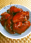 下処理簡単♡鶏レバーの中華風甘辛佃煮