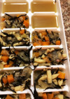 ひじきと高野豆腐の煮物 幼児/離乳食
