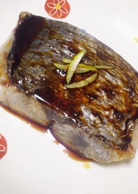 鰻より美味⁉︎サワラの蒲焼き