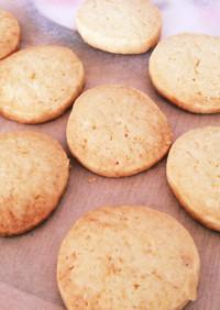簡単!基本のクッキー