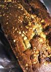 バナナとチョコ!しっとりパウンドケーキ