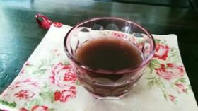 ⅲ濃い小豆茶(と小豆レシピ)