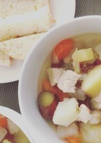コンソメスープ(離乳食完了期)