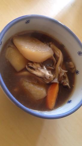 舞茸ダイエット スープ編