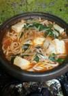キムチトマト鍋(血管ダイエット食997)