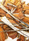太刀魚の骨せんべい 一切油使用なし