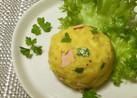 時短☆ポテトサラダ☆カレー味