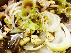 【ダイエット】キャベツが主役★野菜スープ