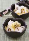 簡単*かぶと白菜のマヨ塩昆布サラダ