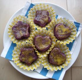【京都丹波】紫芋のスイートポテト