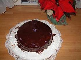 わが家の定番!チョコレートケーキ(ザッハトルテ風)