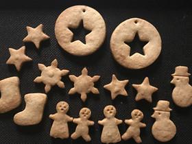 さっくりほろり型抜きクッキー