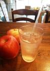 林檎の酵素ジュース