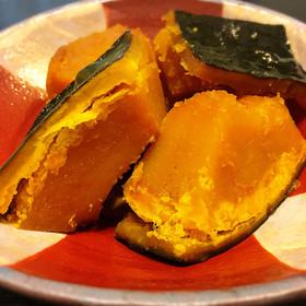かぼちゃ 煮物 黄金 比