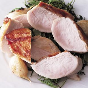 鶏むね肉の香草焼き