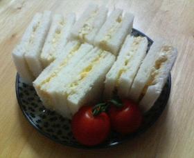 甘党さんの卵サンド♡