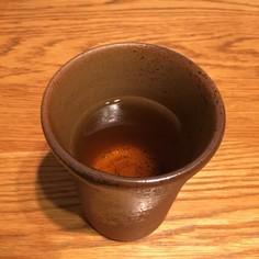 レンジで簡単☆ホット梅酒