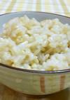 玄米の炊き方(2合/茶碗5杯分)