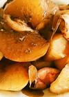 小いかと大根の生姜煮