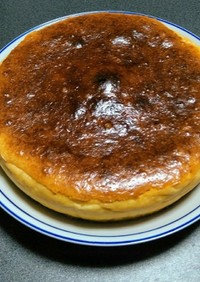 超濃厚ベイクドチーズケーキ