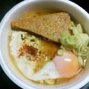カップ麺アレンジ☆卵入♡どん兵衛編ランチ
