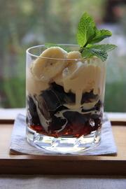 超簡単☆コーヒーゼリー ON アイスの写真