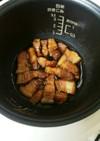 簡単、豚の角煮