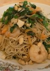 香港風汁なしえび麺