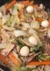 とろみと旨味☆白菜と豚肉炒め