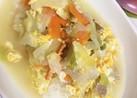 プチッと鍋アレンジ雑炊