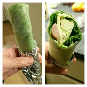 「生春巻サラダ」で野菜不足解消