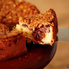 マシュマロチョコチャンク アップサイドダウンケーキ