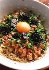 高野豆腐で挽肉もどき!台湾ラーメン!