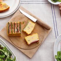 アスパラとベーコンと豆腐のアップサイドダウンケークサレ