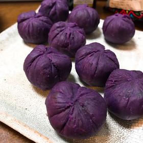紫芋 きんとん風スイートポテト