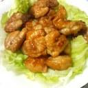 柔らかジューシー☆鶏の生姜焼き