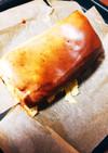 スライスチーズで簡単チーズケーキ