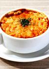 オニオングラタンライススープ