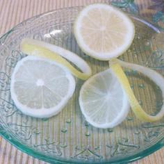 ♡お洒落な輪切りレモン (*´σー`)♡