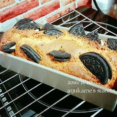 ☆HM de オレオのパウンドケーキ☆