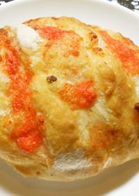 明太フランスパン 低温長時間発酵