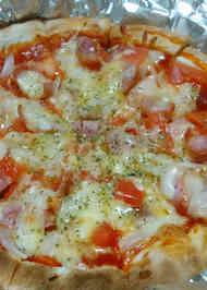 ドライ なし イースト 生地 ピザ