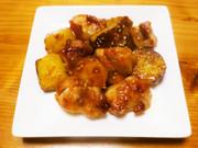 簡単!鶏肉とさつま芋のうま炒めの写真