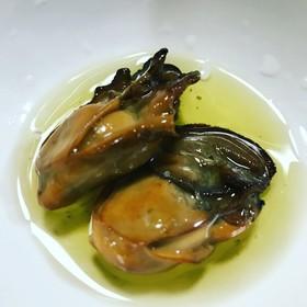 絶品!セミドライ牡蠣の燻製!