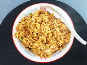 簡単!男飯!納豆豚キム炒飯/玄米ver.