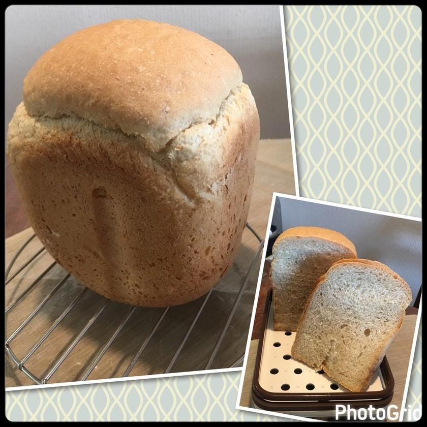 HB*米粉と全粒粉の食パン