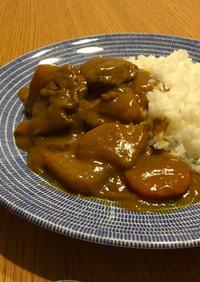 【逃げ恥】再現レシピ♪牛肉と大根のカレー
